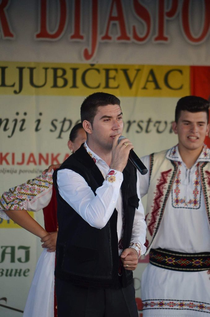 Spectacol Serbia - Alin Olan
